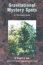 Gravitational Mystery Spots of the United States